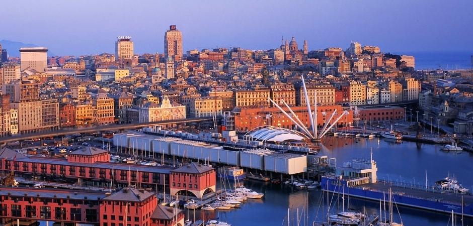 B&B centre-ville gênes italie