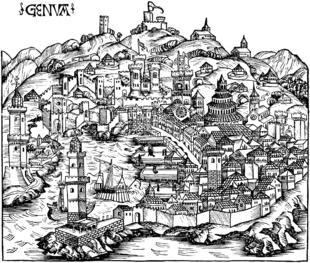 Genova Antica - B&B Il Vico di Genova